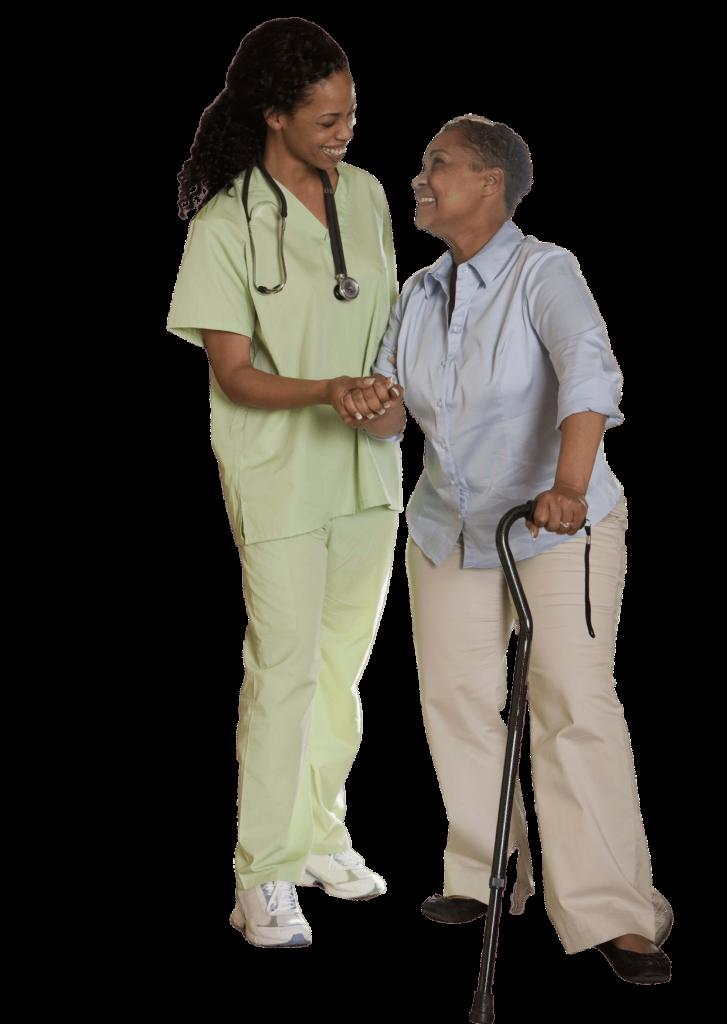 Licensed nurse assisting for seniors